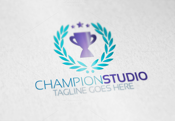 Chanpion Studio Logo