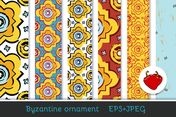 Byzantine Ornament