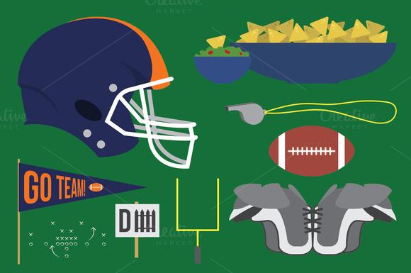 American Football Vectors