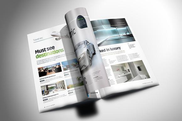 Creative Brochure Mock Up