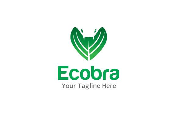 Eco Cobra Concept Logo Template