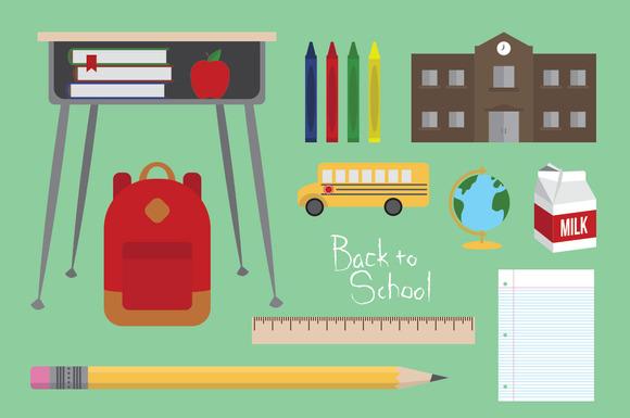 Back To School Vectors