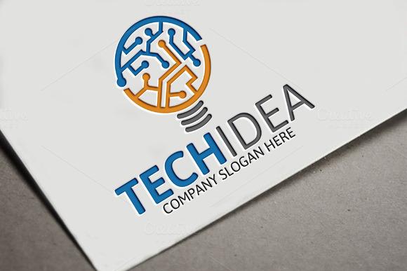 Tech Dea Logo