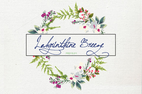 Labyrinthine Breeze Wedding Script