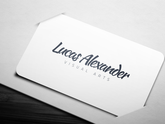 Linkr Business Card