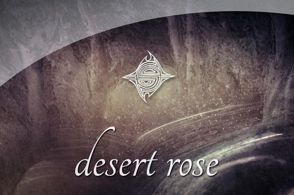 15 Textures Desert Rose