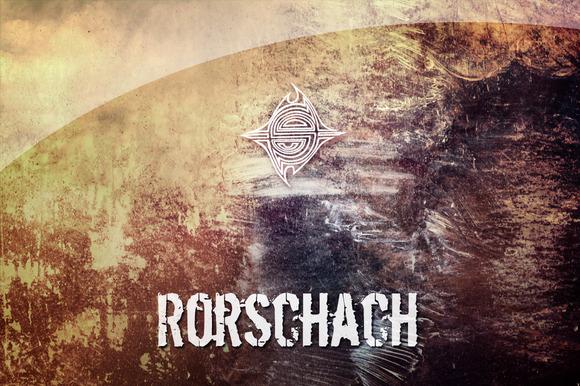 20 Textures Rorschach