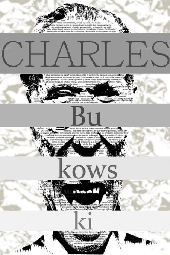 POSTER CHARLES BUKOWSKI