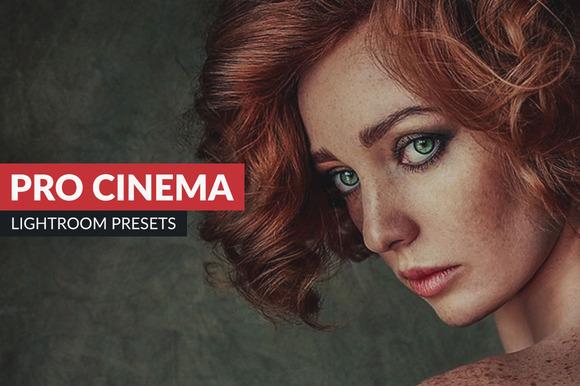 Pro Cinema Lightroom Preset