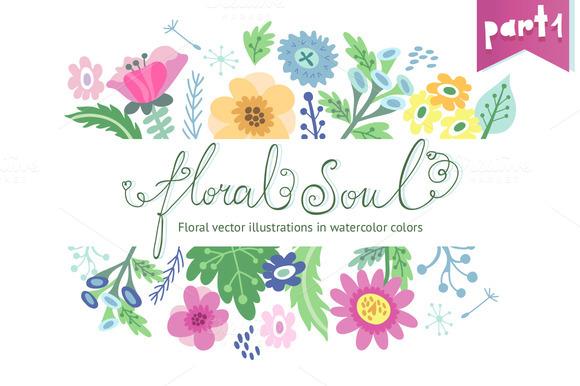Floral Soul 1