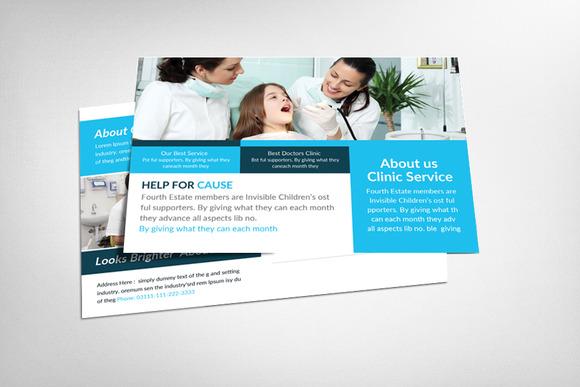 Medical Billing Coding Postcard