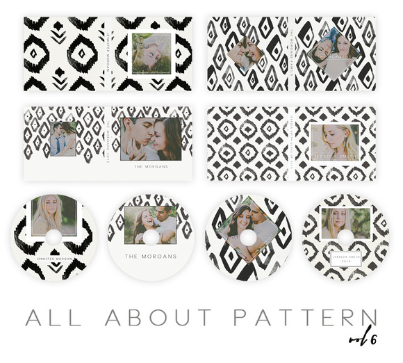 All About Pattern CD DVD Collection