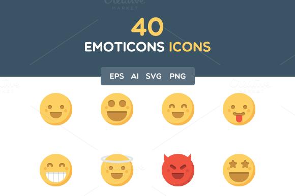 Simple Emoticons
