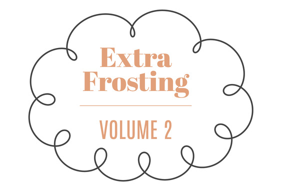 Extra Frosting Vol.2 Fancy Borders