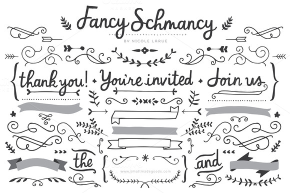 Fancy Schmancy