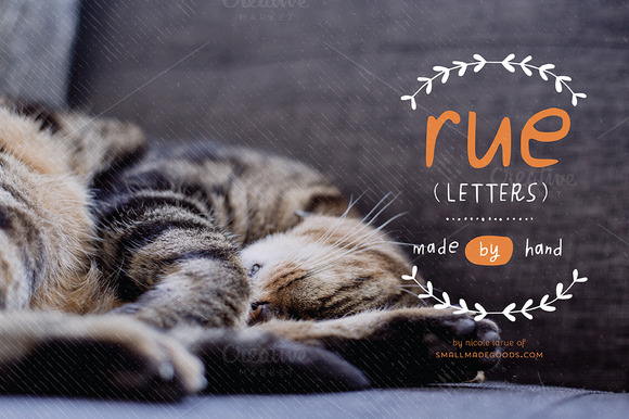 Rue Letters