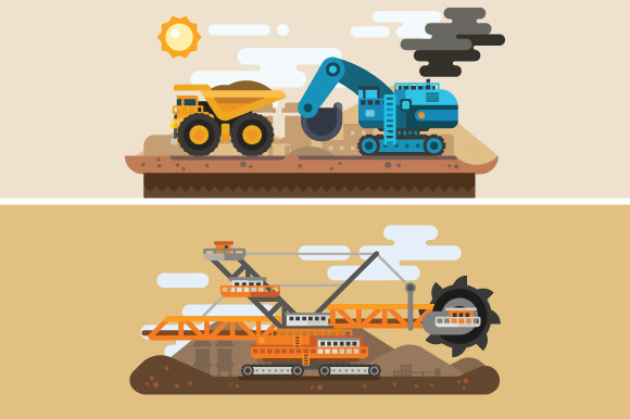 Machines For Digging Caves