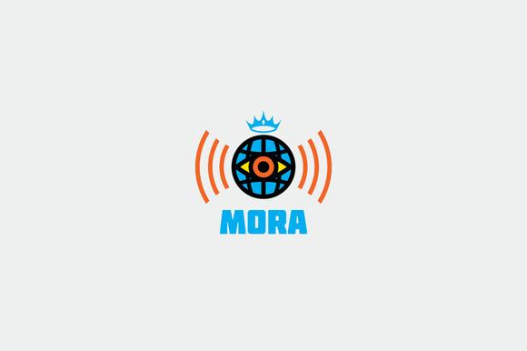 Mora Logo Template