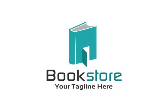 Book Store Logo Template Design