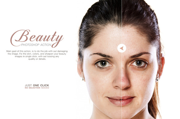 Beauty Photoshop Action