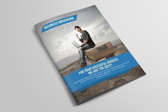 Bi-Fold Business Brochure