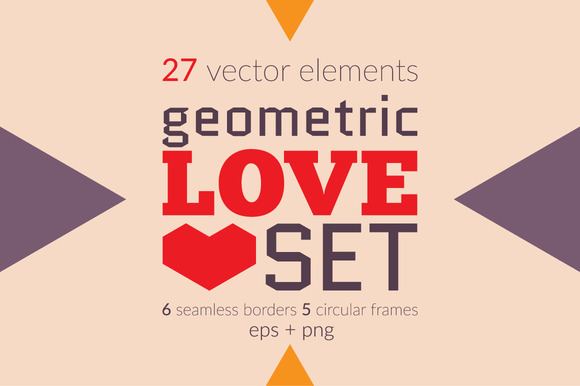 Geometric Love Set