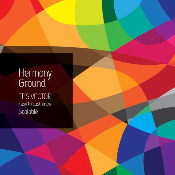 Harmony Of Colour
