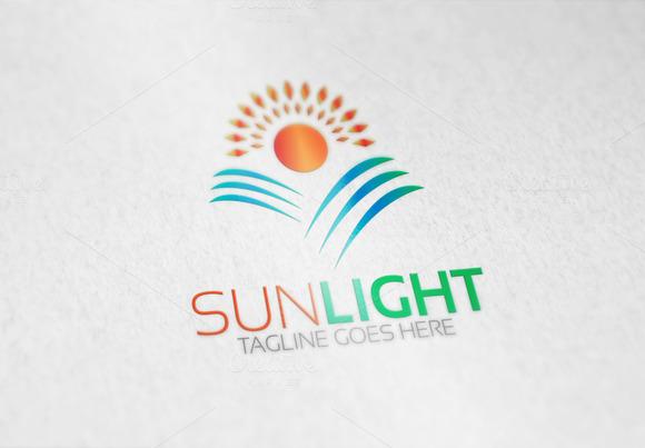 Sun Light Logo
