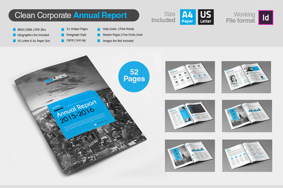 Clean Corporate Annual Report