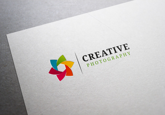 Creative Photography Logo