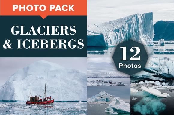 GLACIERS ICEBERGS