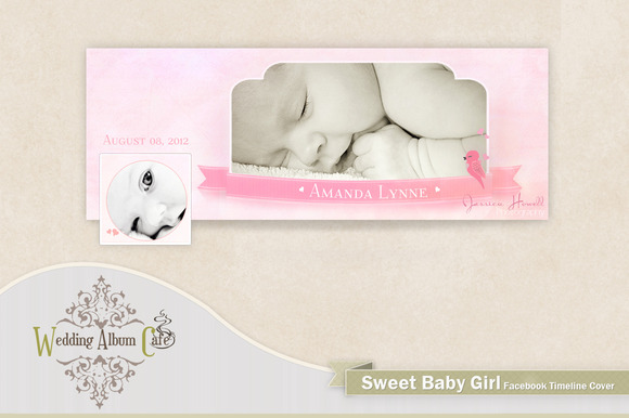 Sweet Baby Girl 2 Facebook Timeline