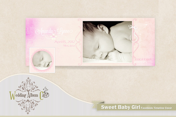 Sweet Baby Girl 1 Facebook Timeline