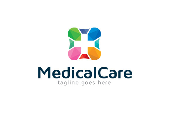 Medical Logo Template Design