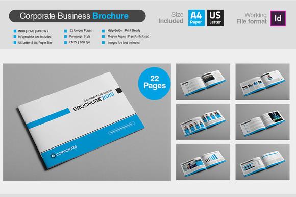 Corporate Business Brochure V1
