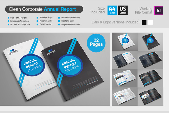 Clean Corporate Annual Report V2