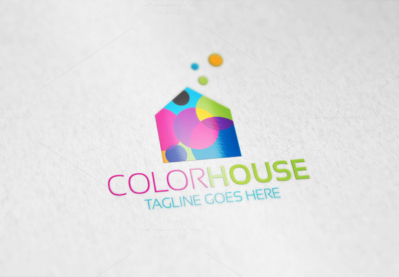 Color House Logo