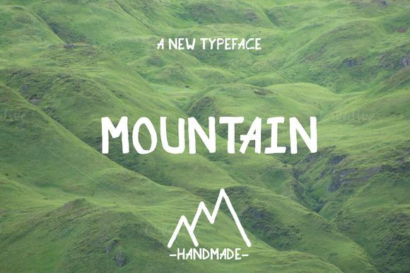 Mountain Marker
