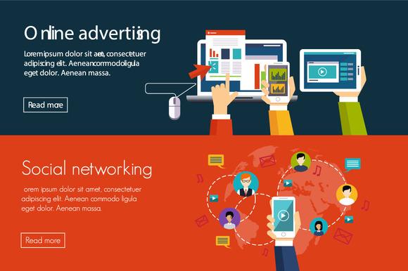 Online Advertising Social Network