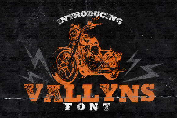Vallyns Font