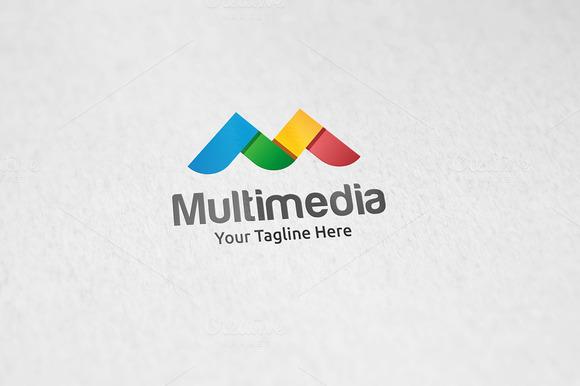 Letter M Logo Template