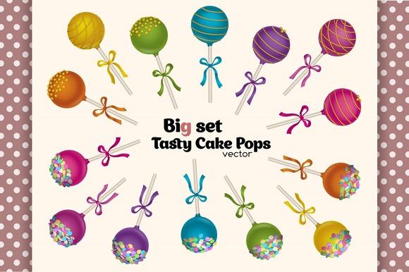 Tasty Cake Pops
