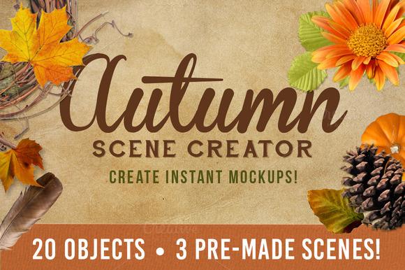 Autumn Scene Creator