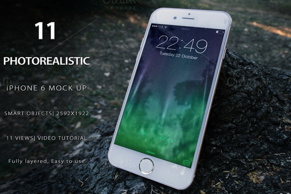 11 IPhone 6 Mock Up