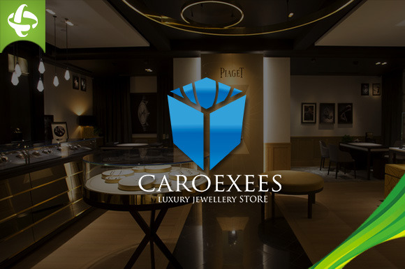 Caroexees Luxury Jewellery Logo