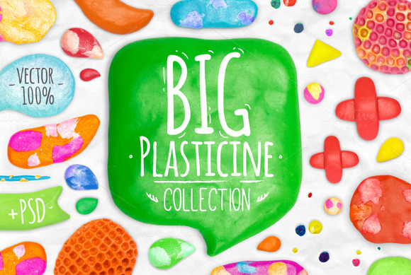 Plasticine Set