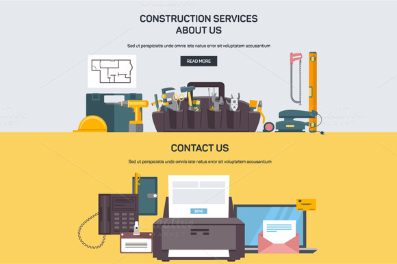 Advertising Construction Services