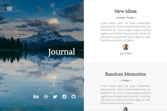 Journal Elegant Minimal