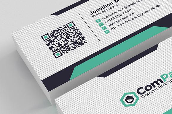 Corporate Creative Business Card