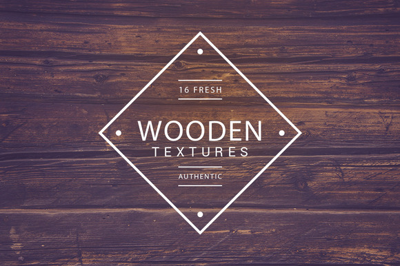 16 Wooden Background Textures Pack